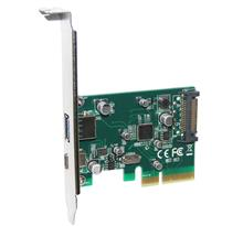 MIT PCIe to USB3.1 Type-C Adapter Card